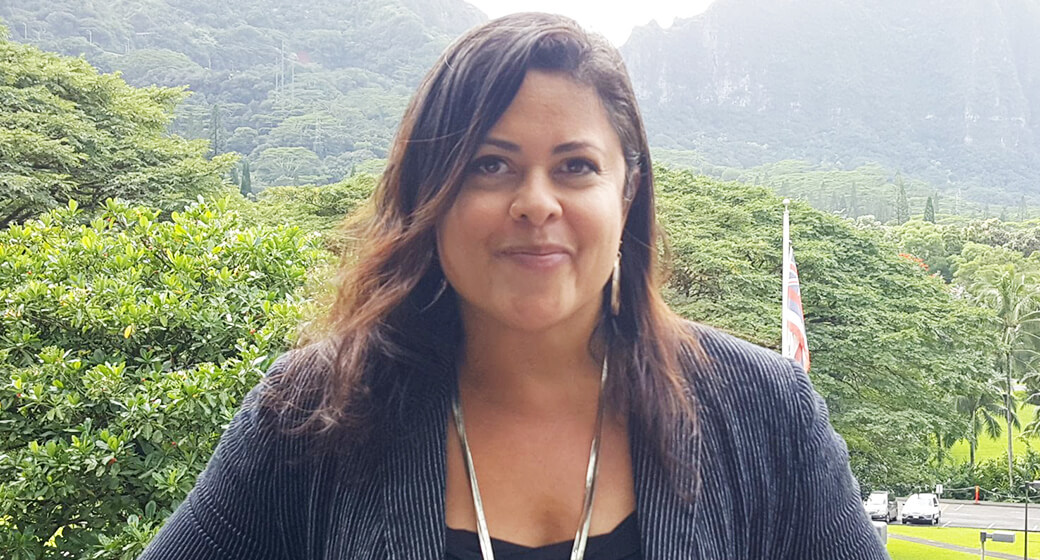 Maya Soetoro-Ng, Matsunaga Institute