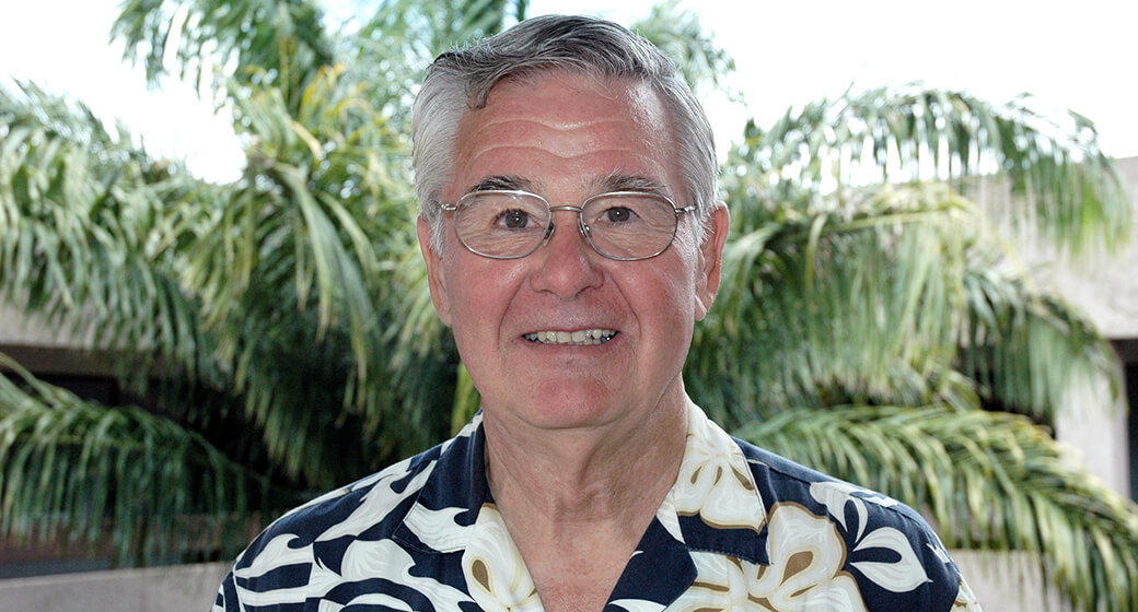 Brien Hallett, Matsunaga Institute Faculty